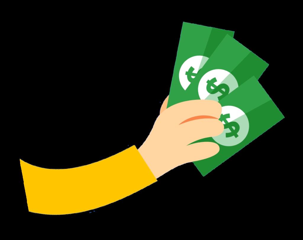 forma de pago limpieza de pisos, cómo pagar limpieza de pisos