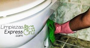 secretos de limpieza, limpieza del baño, como limpiar el baño