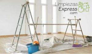 limpieza después de obra, limpieza fin de obra, limpieza obra en casa