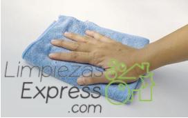 eliminar el polvo, eliminar polvo con bayeta, eliminar polvo bayeta microfibra