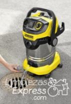 aspirador de agua de forma cilíndrica, aspirador de agua, aspirador para limpieza de hogar