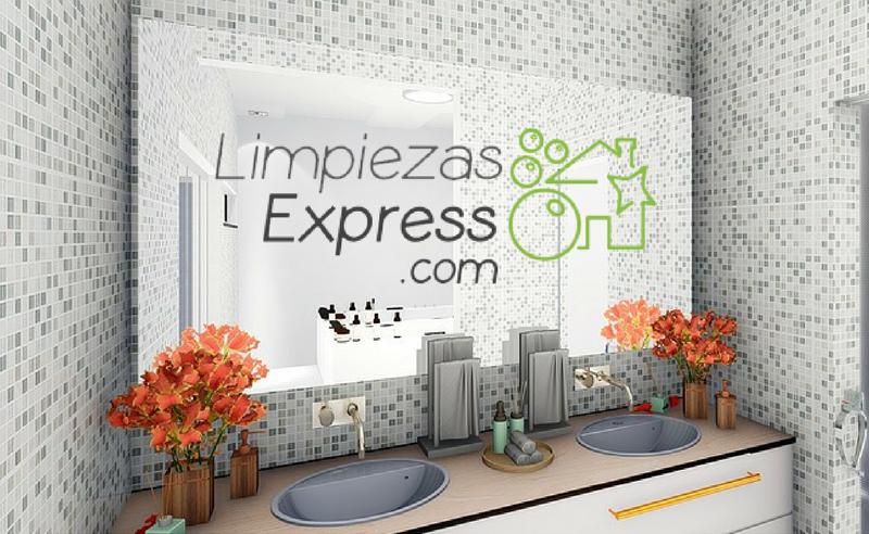 limpiar el baño, limpieza de espejos, limpieza de inodoro