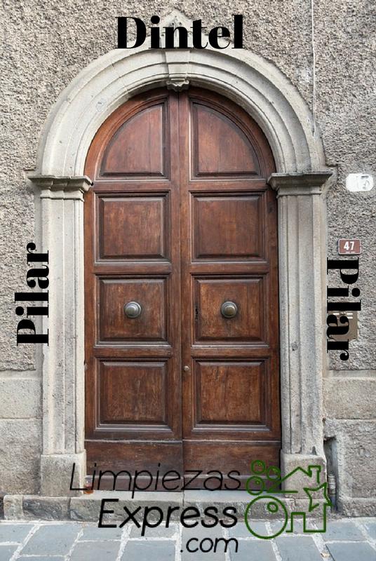 cómo limpiar el dintel de la puerta, limpieza dintel puerta, limpiar dintel de puerta