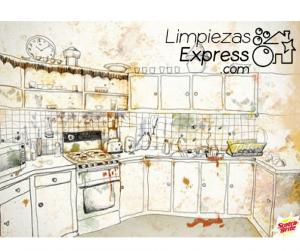 errores al limpiar la cocina, limpieza de cocina, limpiar la cocina