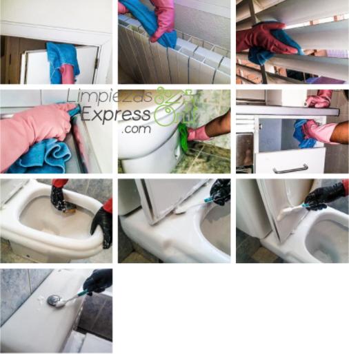 limpieza a fondo de vivienda, limpieza integral de casa, empresa de limpieza a fondo de casas
