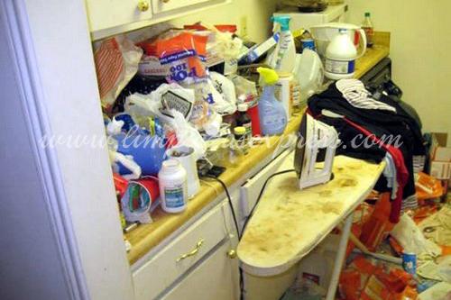 Presupuesto limpieza casa con diogenes Vicalvaro