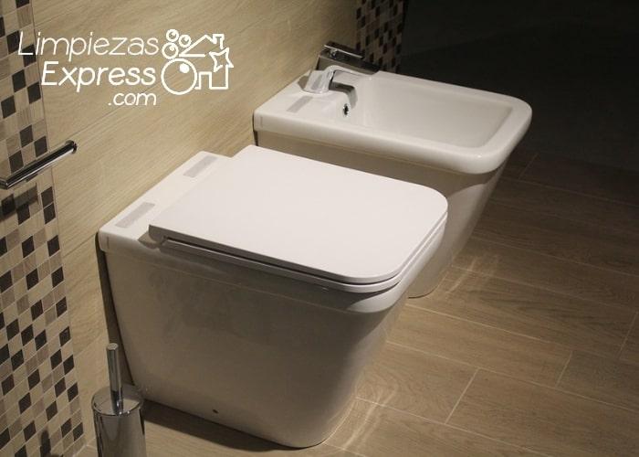 Cómo quitar las manchas del inodoro, quitar las manchas del fondo del vater