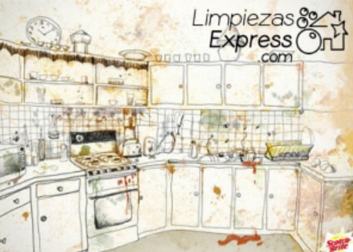 Limpieza profunda de la cocina errores que todos cometemos - Limpiador de errores gratis ...