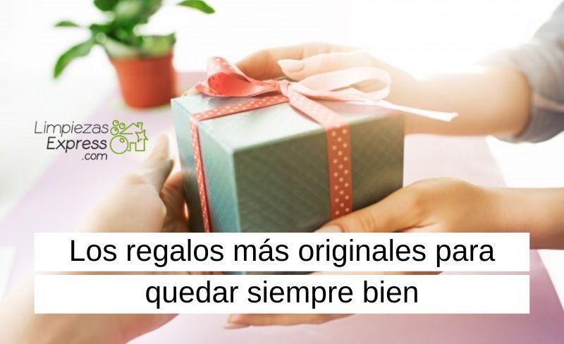 Los regalos más originales para quedar siempre bien
