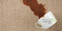 limpiar manchas difíciles, café