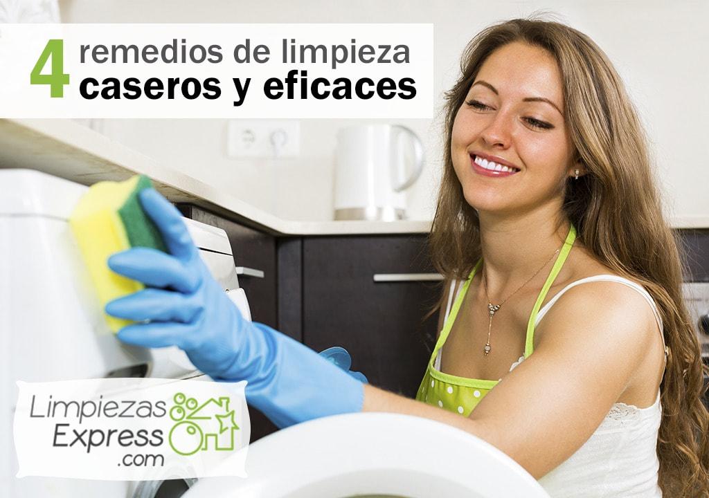 remedios caseros de limpieza