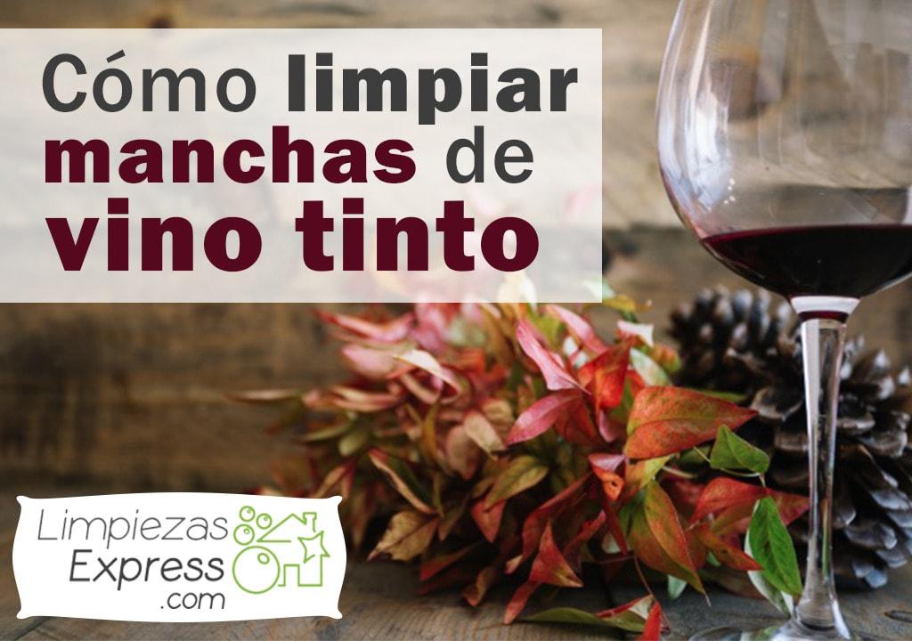 Trucos Para Eliminar Eficazmente Las Manchas De Vino Tinto