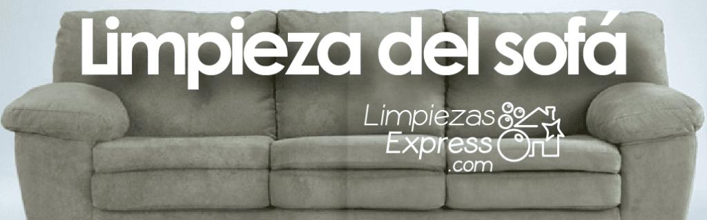 limpiar sofa, limpieza textiles