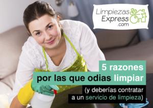 contratar servicio de limpieza