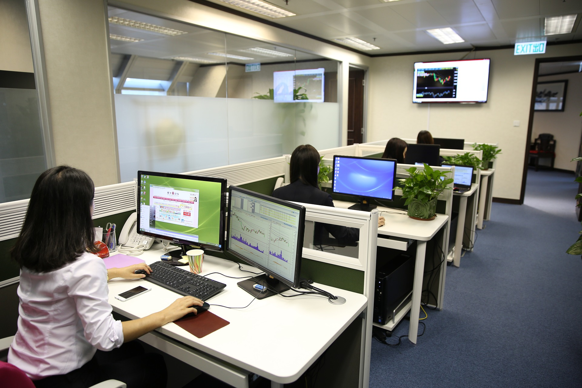 limpieza profesional de oficinas, limpieza a fondo de oficinas