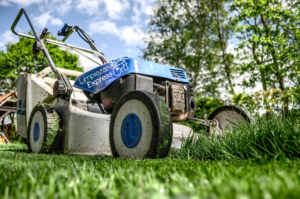 limpieza y recogida desechos jardineria