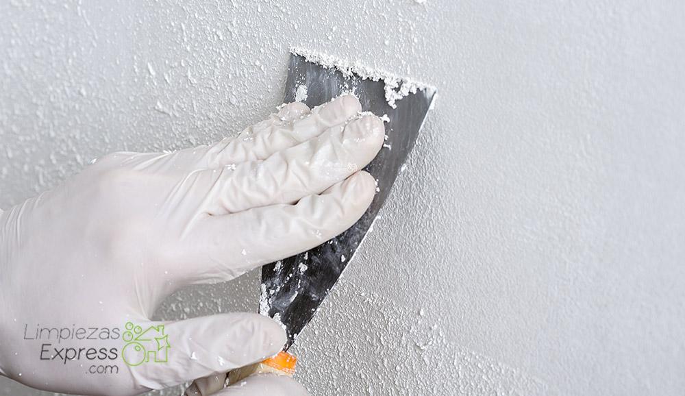 alisado profesional de paredes, alisar paredes