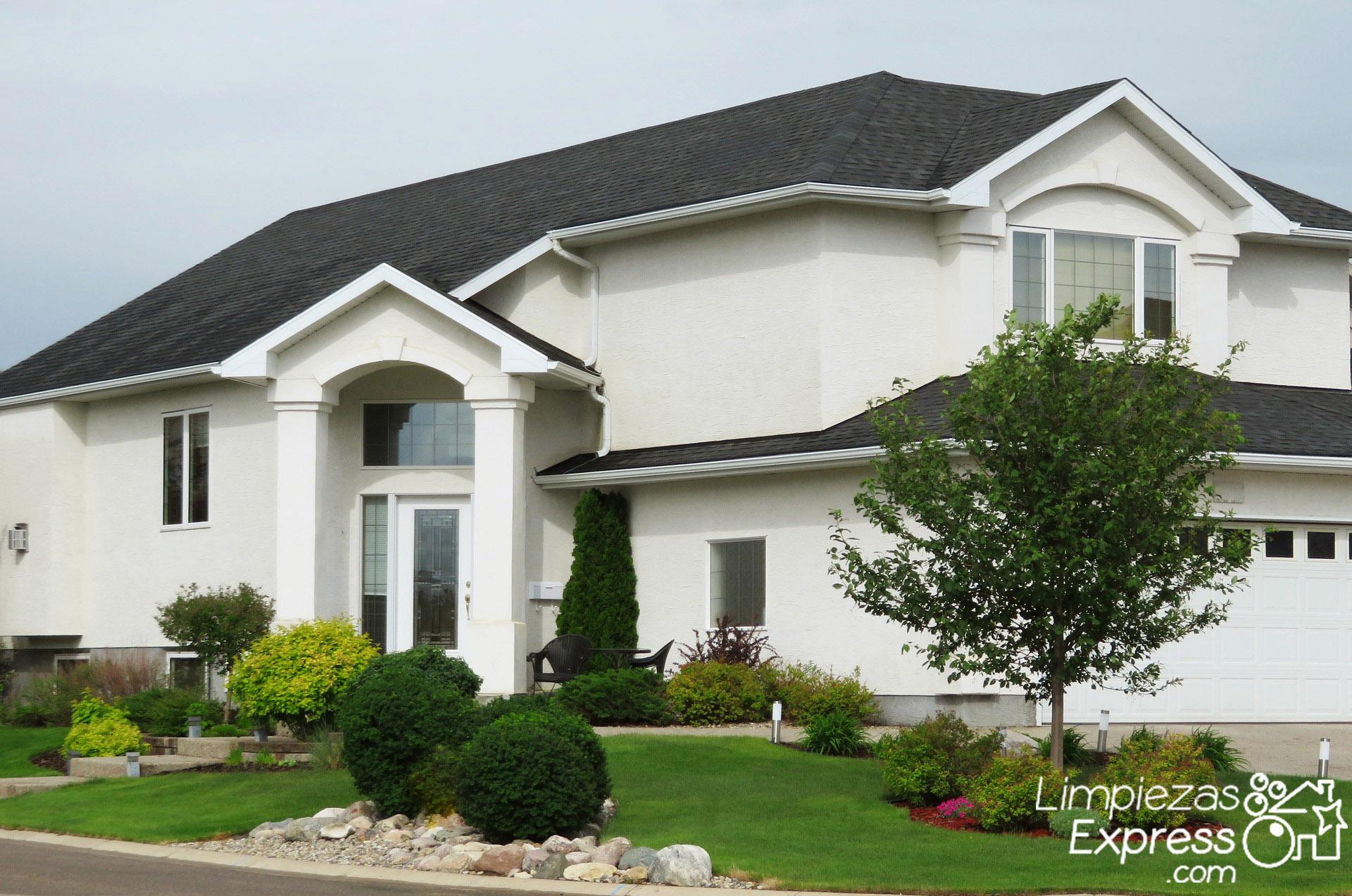 pintores profesionales, pintores express, pintar exterior vivienda
