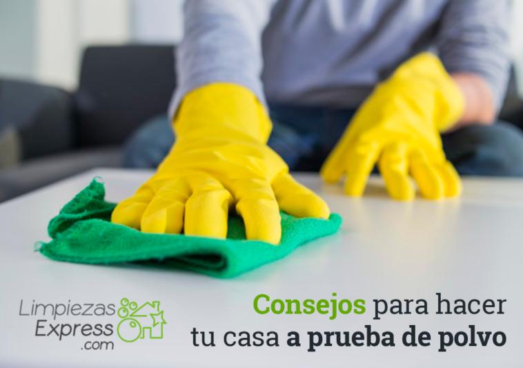 mantener tu casa sin polvo, mantener el hogar sin polvo, eliminar el polvo,
