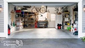 limpieza profesional de garajes, limpieza de garajes a fondo