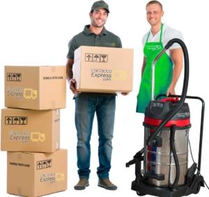 limpieza a fondo de casas y pisos, limpieza con maquinaria profesional, limpieza en un solo día