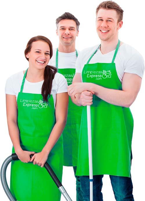 limpieza profesional de viviendas, limpieza a fondo de viviendas, grupo de limpieza profesional