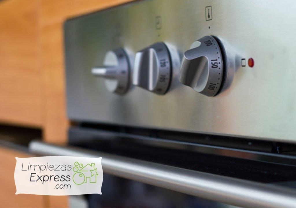 Limpieza correcta del horno