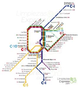 limpieza por horas madrid metro