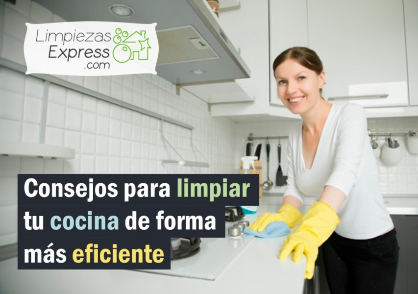 limpiar la cocina de forma eficiente, consejos de limpieza de cocina eficaces, trucos eficaces para limpiar la cocina,