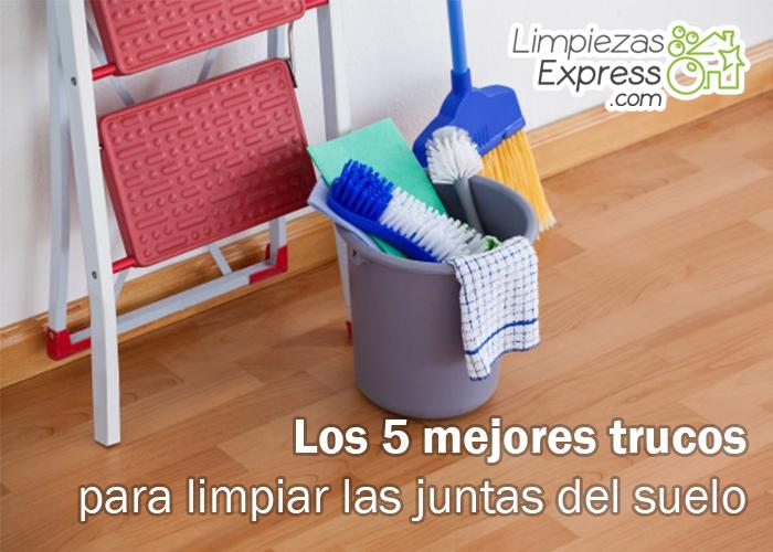 Los 5 mejores trucos para limpiar las juntas del suelo