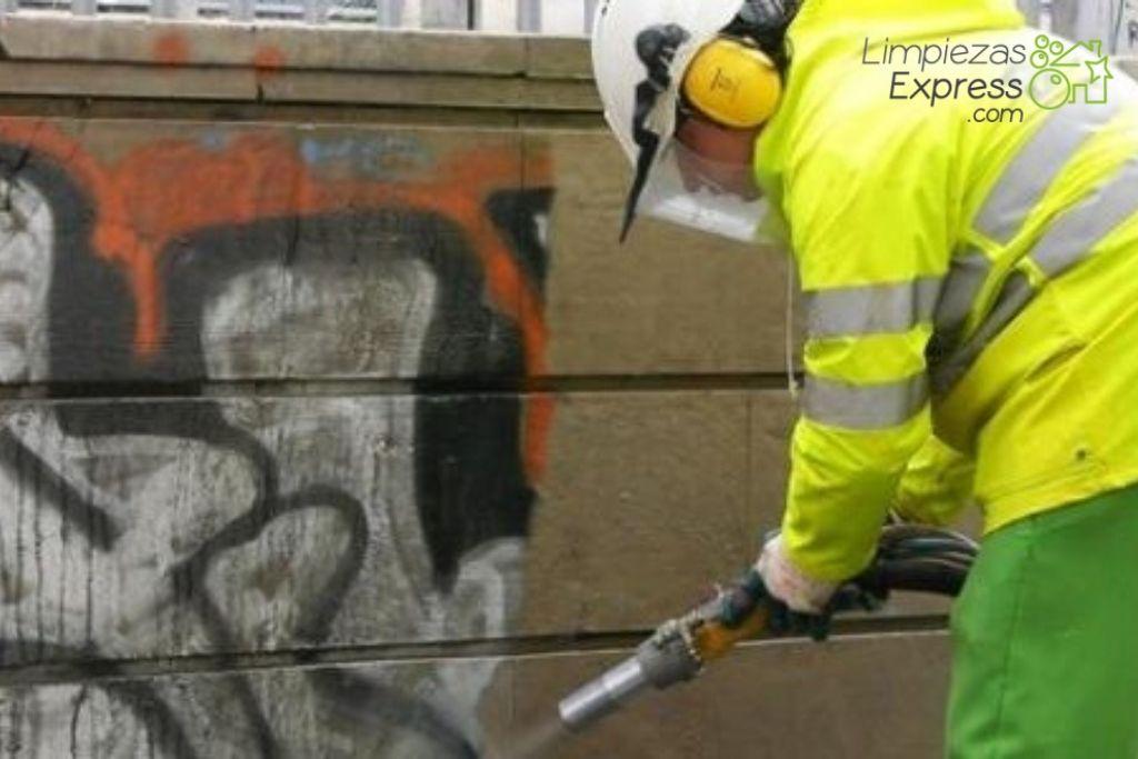 precio limpieza de graffitis en cristales