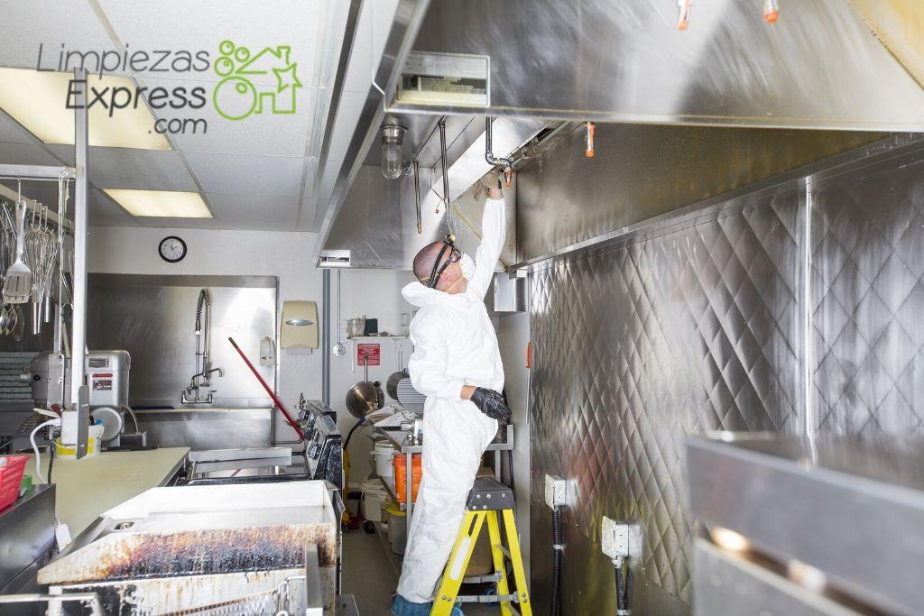 empresas de limpieza de cocinas industriales de restaurantes