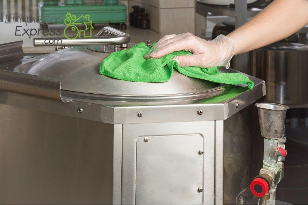 empresas de limpieza de cocinas de bares y restaurantes