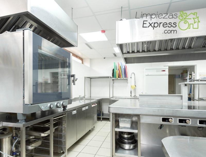 presupuestos online limpieza de cocina industrial
