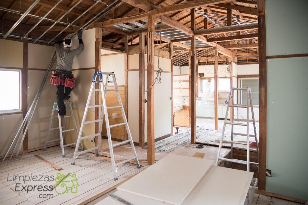 presupuesto reformar una casa vieja