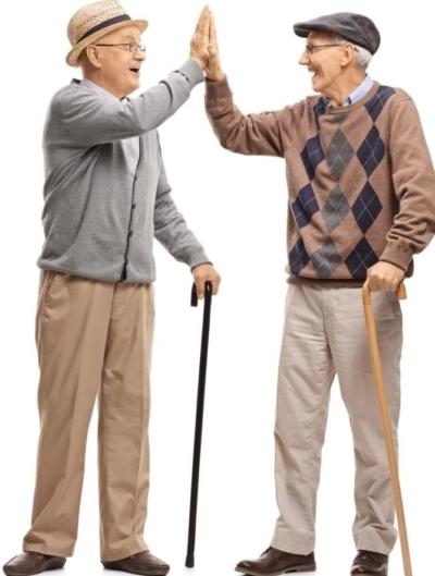 cuidadores ancianos a domicilio