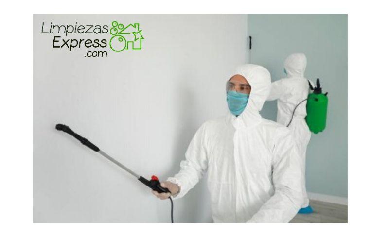Técnicas de limpieza y desinfección profunda