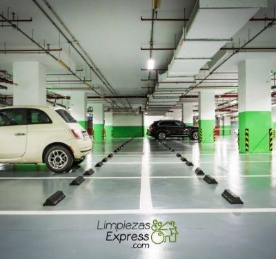 Importancia de la limpieza del garaje de estacionamiento comercial
