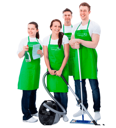 Empresa de limpieza a fondo en una sola jornada
