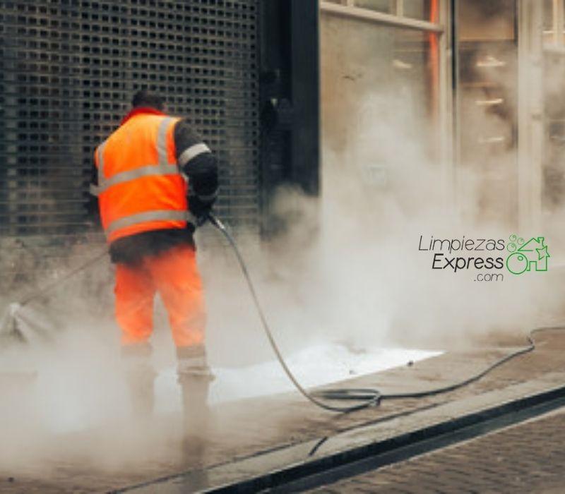 Empresa de limpieza de graffitis