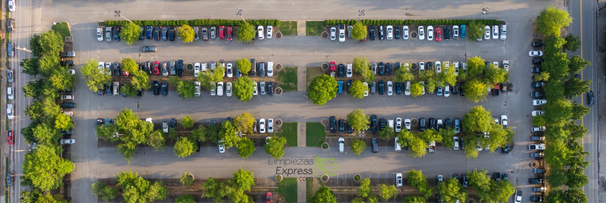 limpieza de garajes y parkings comunitarios