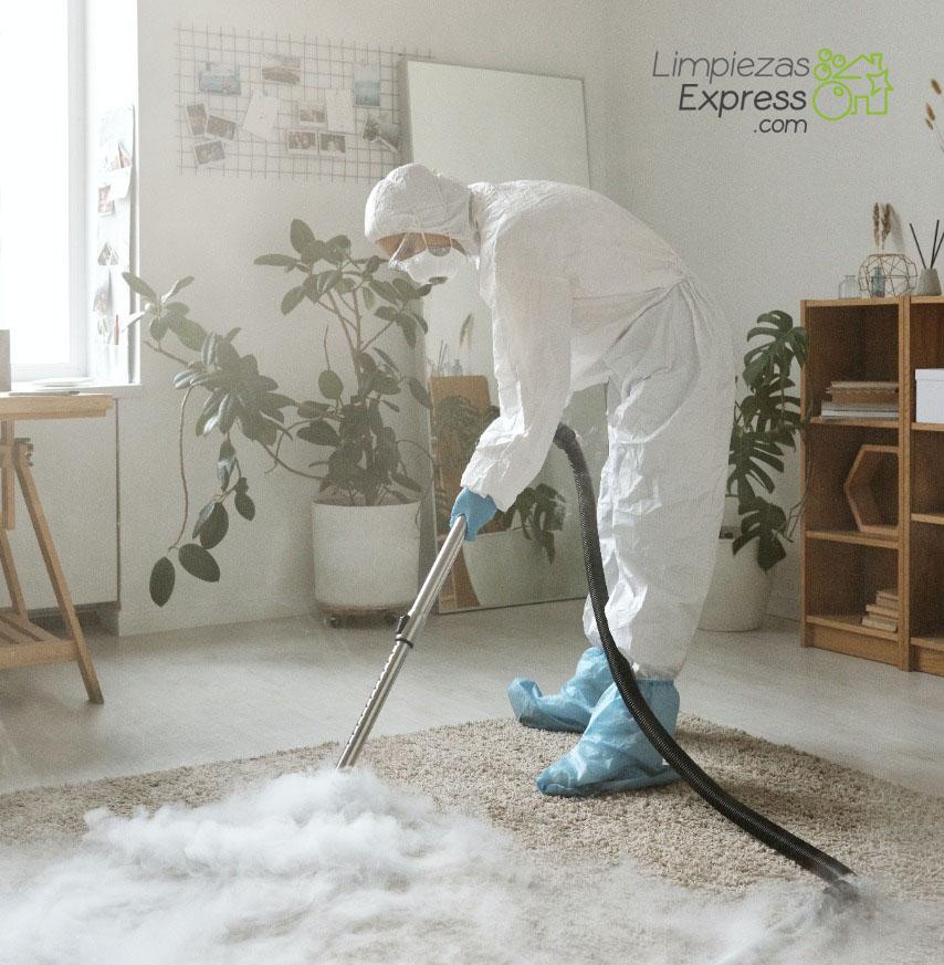 Limpieza de casas tras fallecimiento